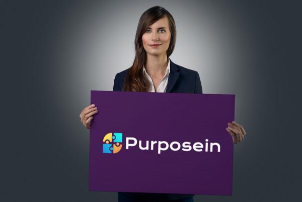 Sample branding #2 for Purposein