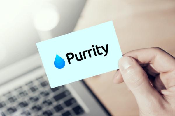 Sample branding #3 for Purrity