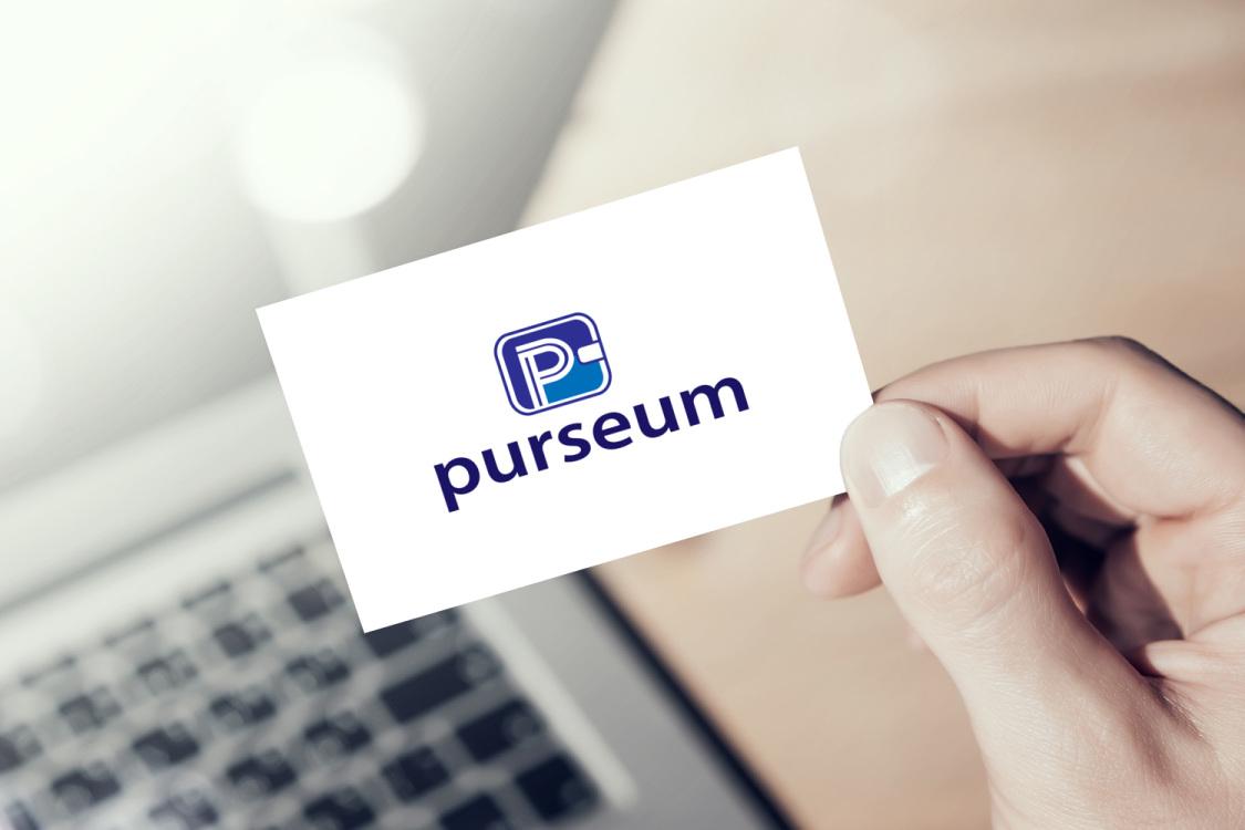 Sample branding #1 for Purseum