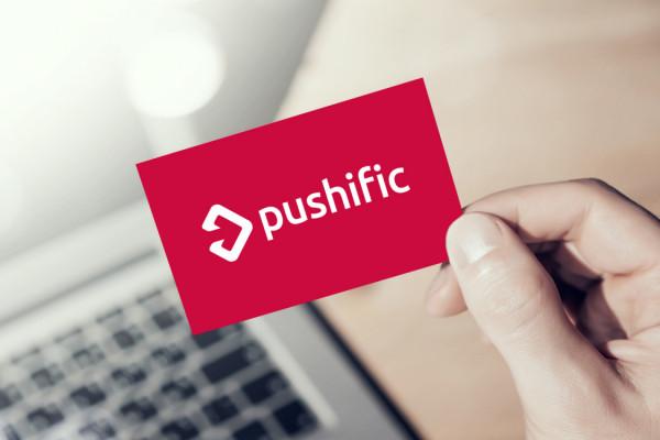 Sample branding #2 for Pushific