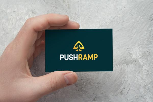 Sample branding #3 for Pushramp