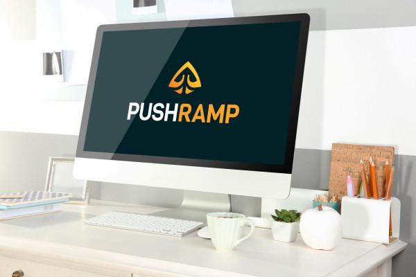 Sample branding #1 for Pushramp