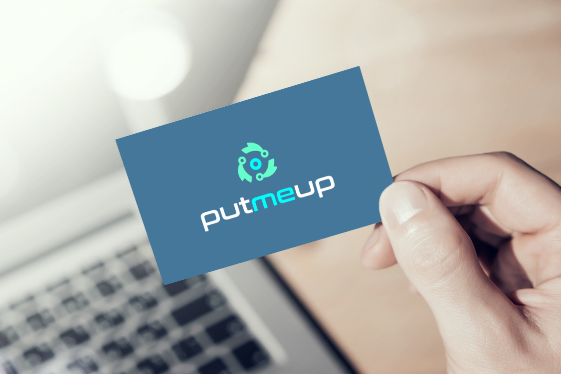 Sample branding #2 for Putmeup