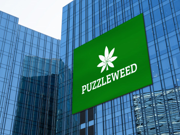 Sample branding #3 for Puzzleweed