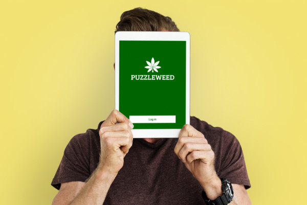 Sample branding #1 for Puzzleweed