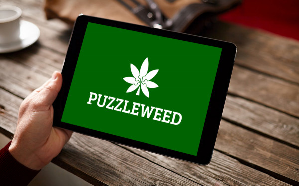 Sample branding #2 for Puzzleweed