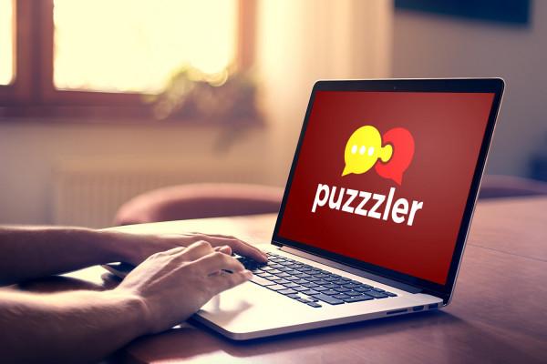 Sample branding #1 for Puzzzler