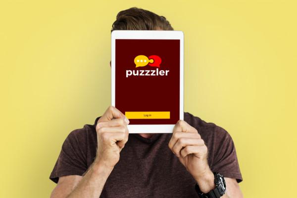 Sample branding #3 for Puzzzler