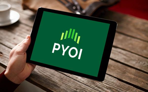 Sample branding #3 for Pyoi