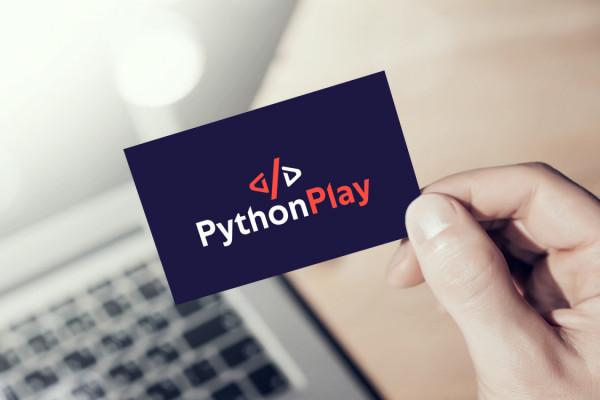 Sample branding #3 for Pythonplay