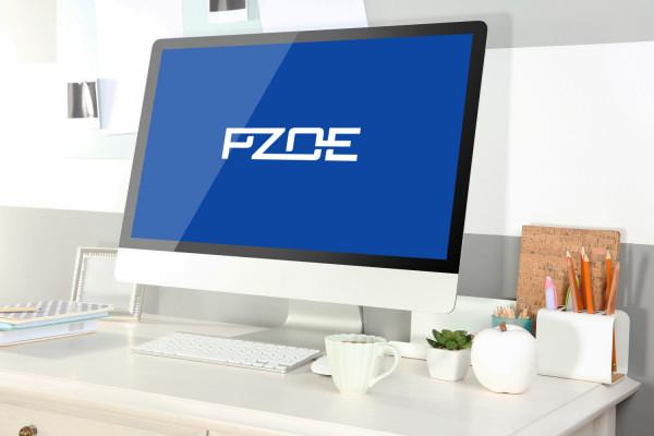 Sample branding #1 for Pzoe