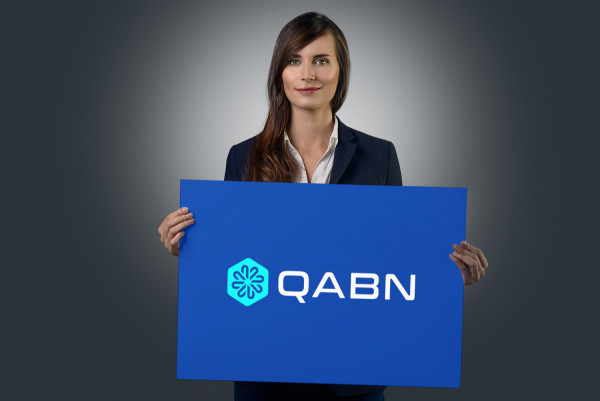 Sample branding #3 for Qabn