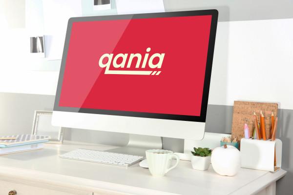 Sample branding #3 for Qania