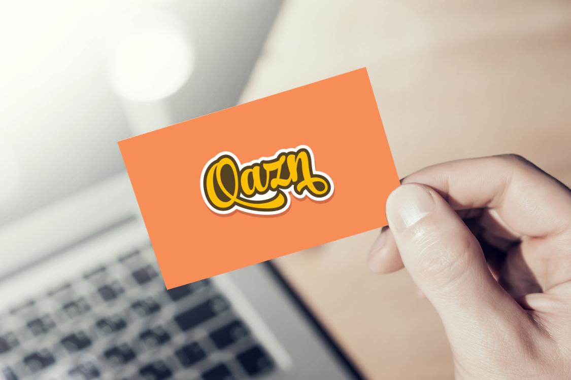 Sample branding #2 for Qazn