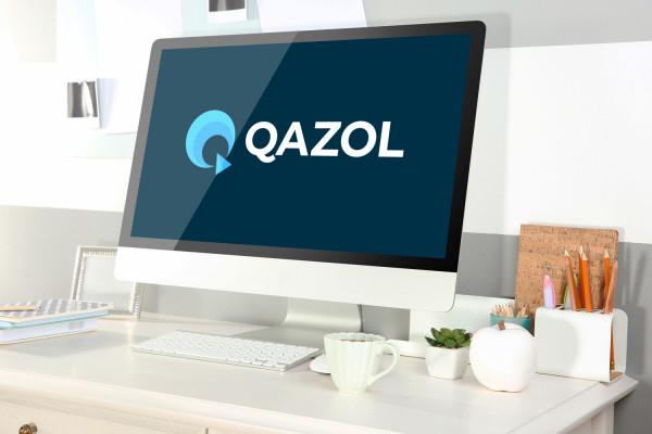 Sample branding #2 for Qazol