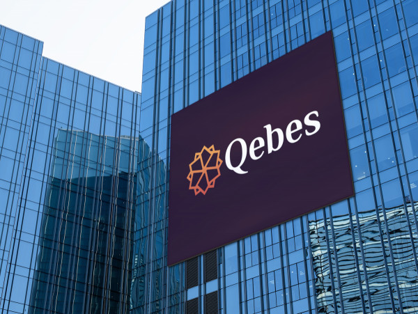 Sample branding #2 for Qebes