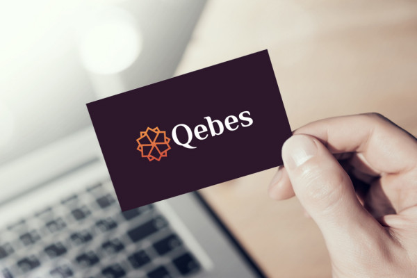 Sample branding #3 for Qebes