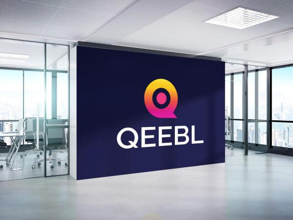 Sample branding #2 for Qeebl