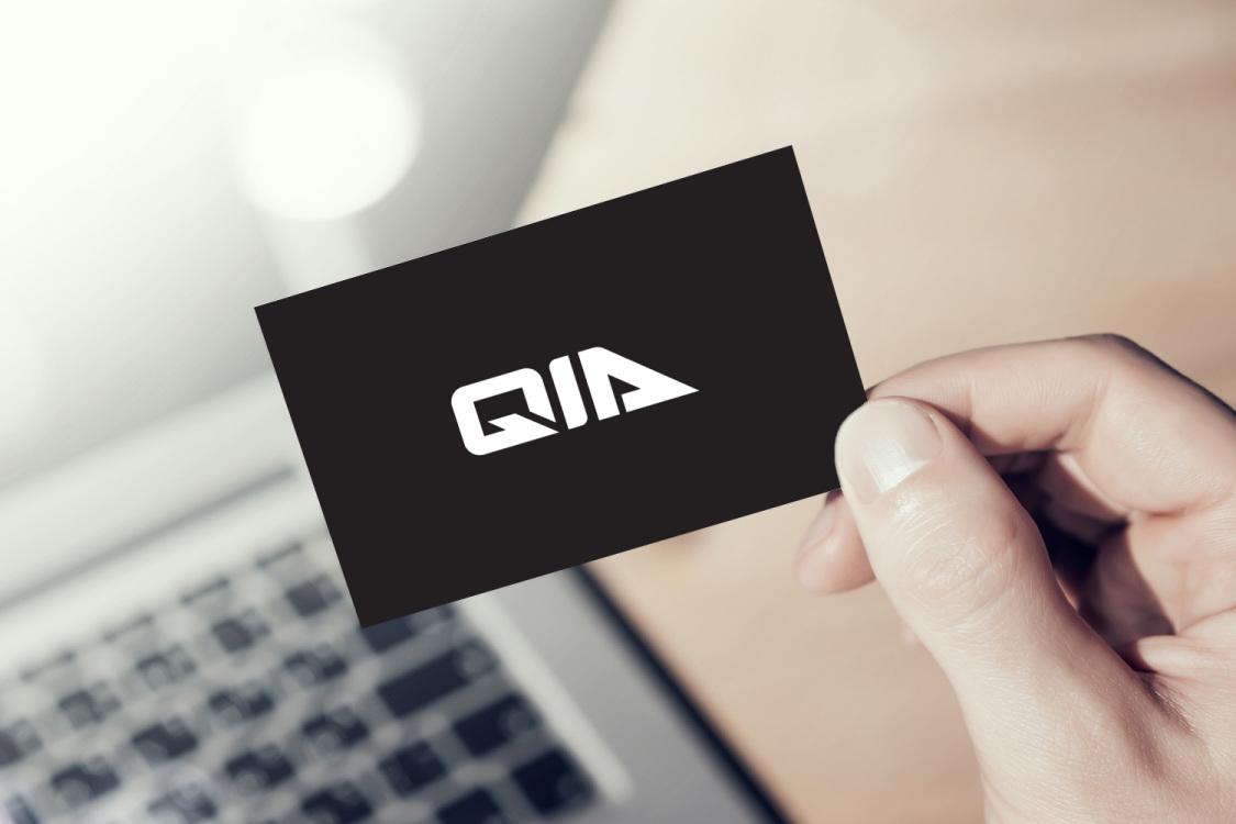 Sample branding #2 for Qia