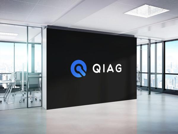 Sample branding #1 for Qiag