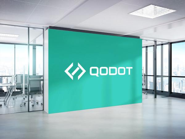 Sample branding #2 for Qodot