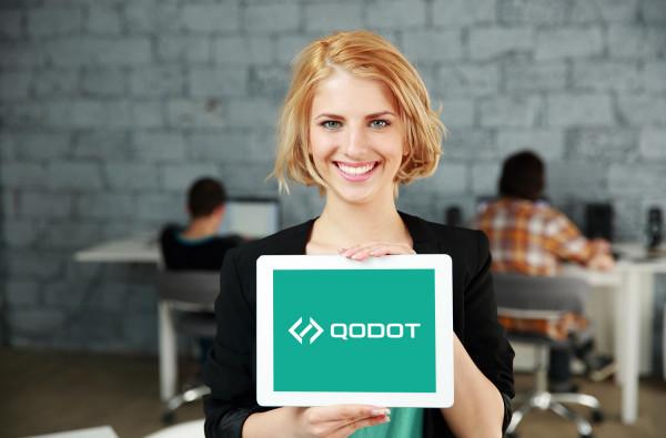 Sample branding #3 for Qodot