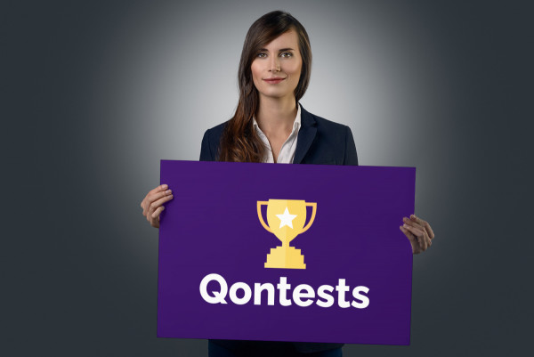 Sample branding #3 for Qontests