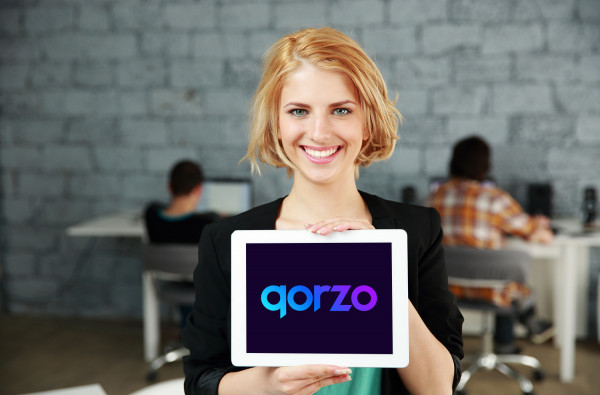 Sample branding #3 for Qorzo