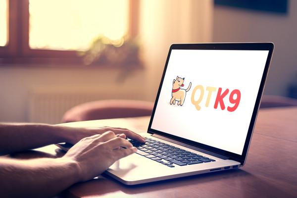 Sample branding #2 for Qtk9