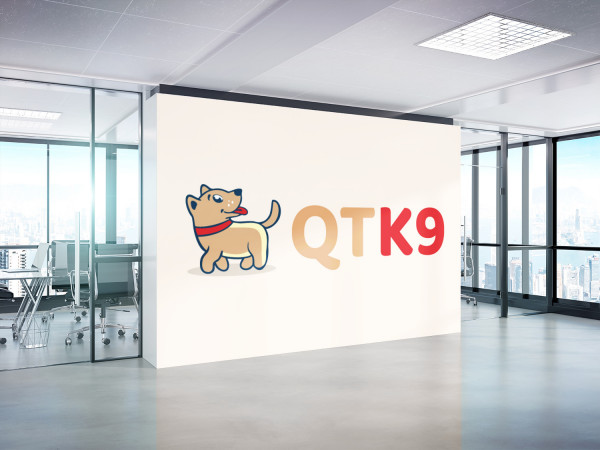 Sample branding #3 for Qtk9