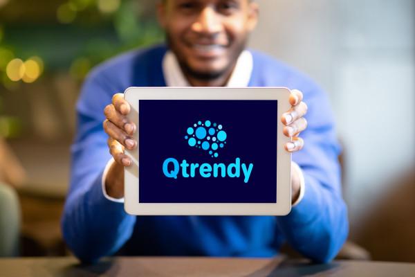 Sample branding #3 for Qtrendy