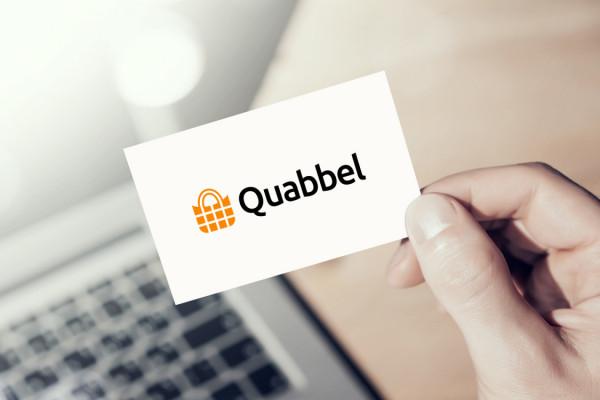 Sample branding #1 for Quabbel