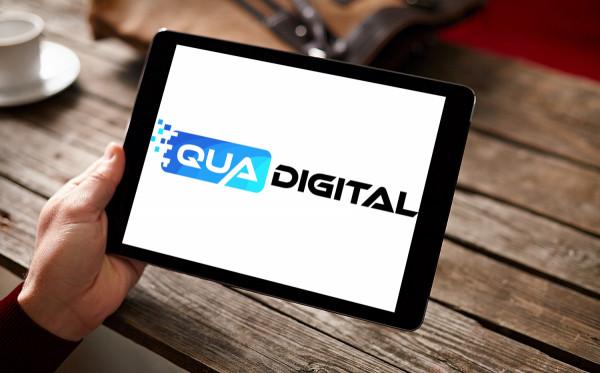 Sample branding #2 for Quadigital