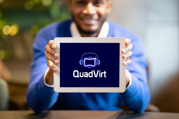 Sample branding #3 for Quadvirt