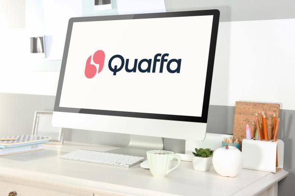 Sample branding #2 for Quaffa