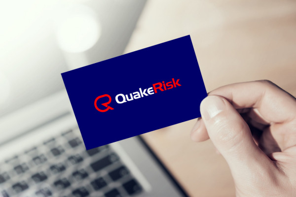 Sample branding #2 for Quakerisk