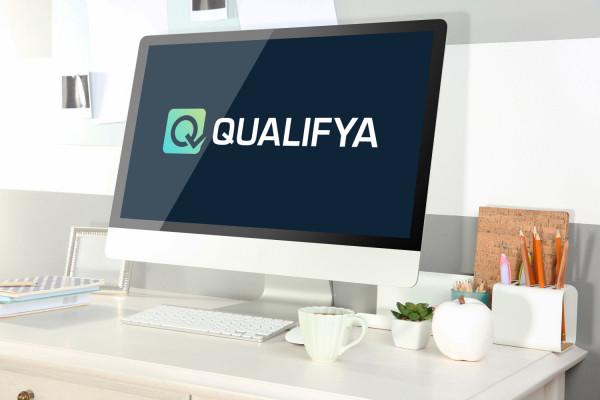Sample branding #1 for Qualifya