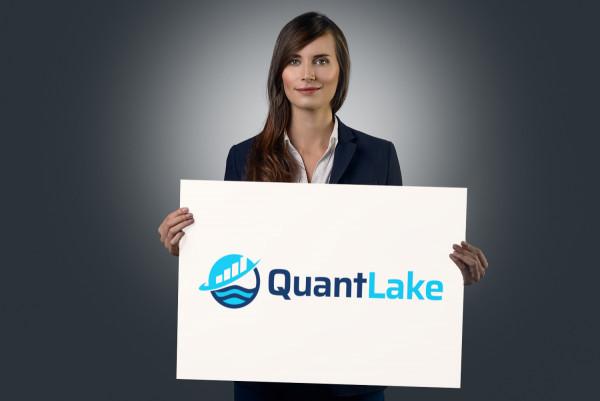 Sample branding #1 for Quantlake