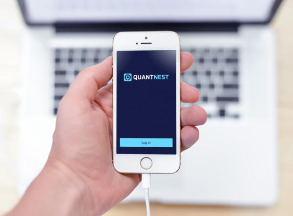 Sample branding #1 for Quantnest