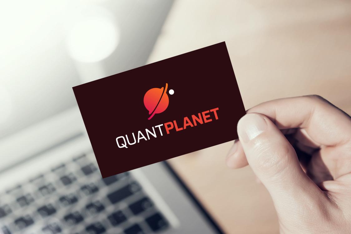 Sample branding #1 for Quantplanet