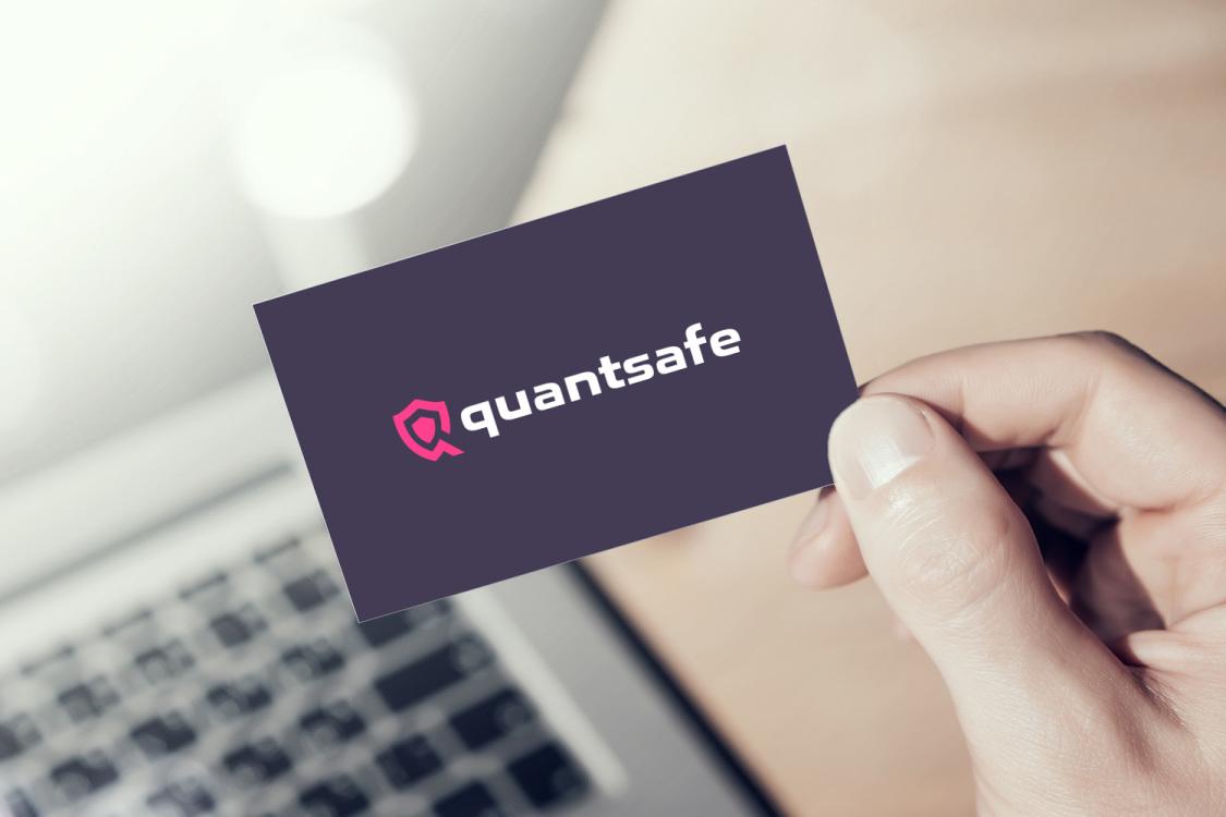 Sample branding #2 for Quantsafe
