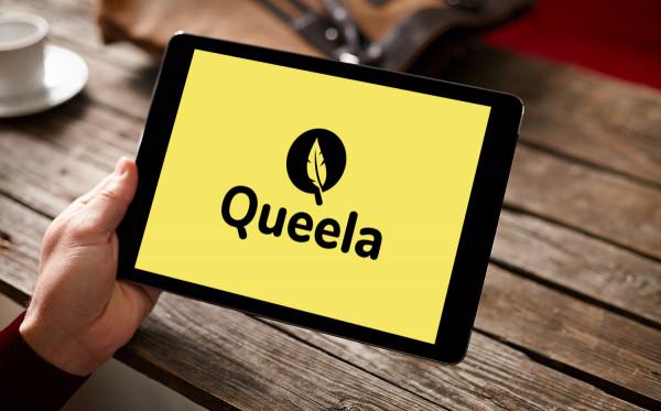 Sample branding #1 for Queela