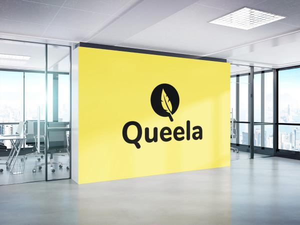 Sample branding #3 for Queela