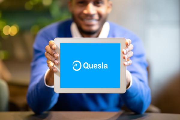 Sample branding #1 for Quesla