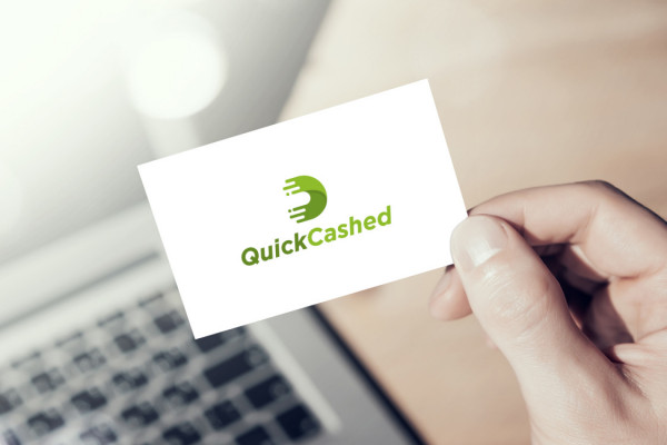 Sample branding #1 for Quickcashed