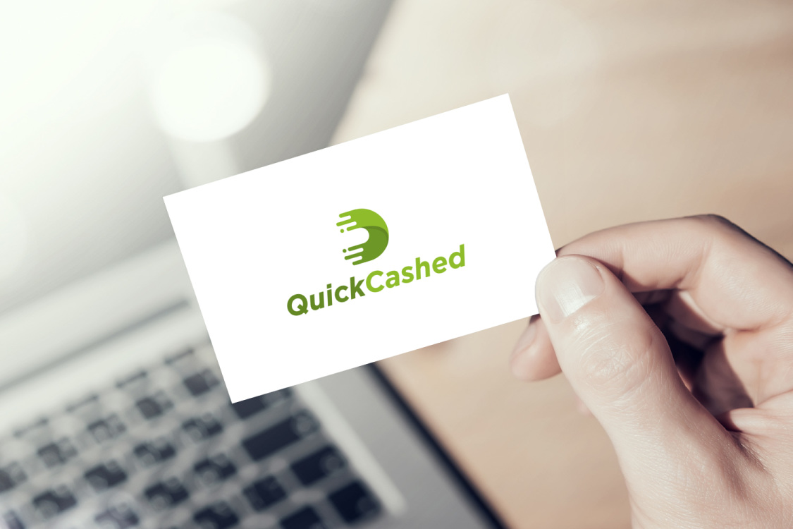 Sample branding #2 for Quickcashed