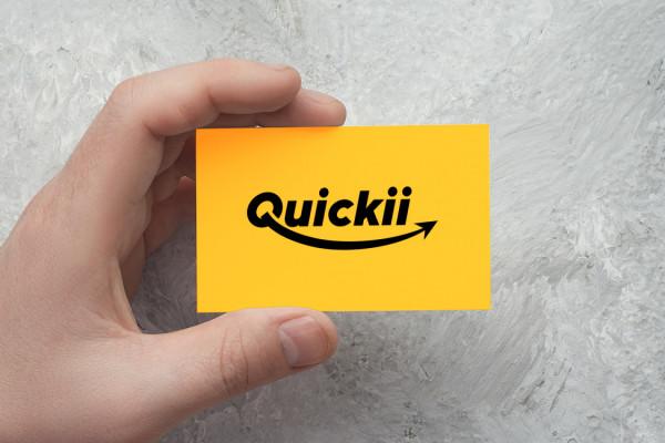 Sample branding #1 for Quickii