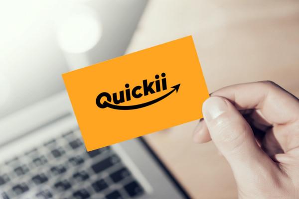 Sample branding #2 for Quickii
