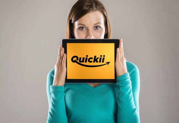 Sample branding #3 for Quickii