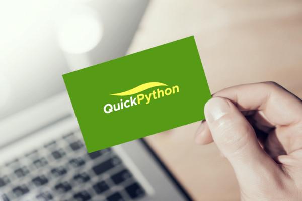 Sample branding #3 for Quickpython
